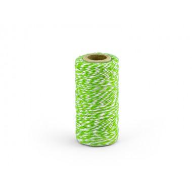 Dekoratyvinė virvelė (žalia)