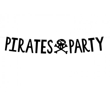 "Girlianda ""Pirates Party"""