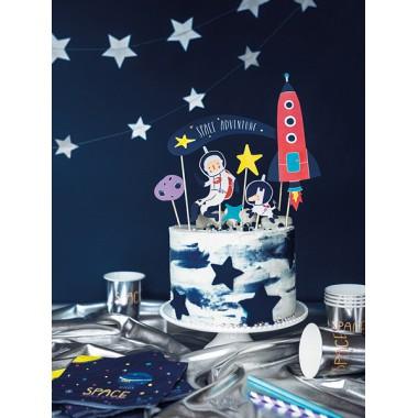 "Torto dekoracija ""Kosmoso..."
