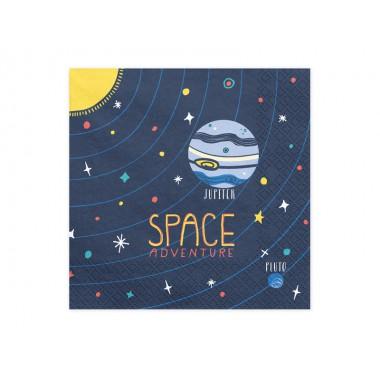 """Servetėlės """"Kosmosas"""""""